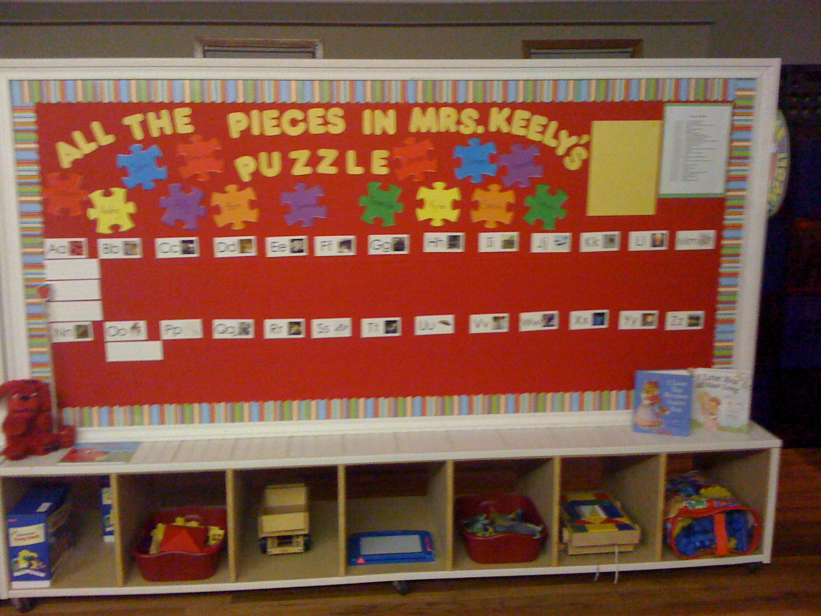 Classroom Ideas Preschool ~ Long time no write « scott and keely
